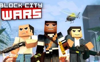 Block City War Apk Mod Dinheiro Infinito