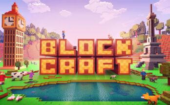 Block Craft 3D Apk Mod Dinheiro Infinito