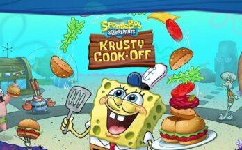 SpongeBob Krusty Cook-Off Apk Mod Dinheiro Infinito