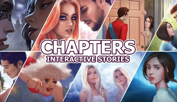 Chapters: Histórias Interativas Dinheiro Infinito