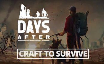 Days After zombie survival Mod Apk Dinheiro Infinito-flamingapk