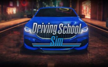 Driving School Sim Apk Mod Dinheiro Infinito