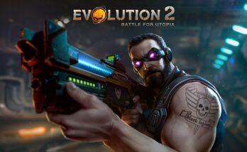 Evolution 2 The Battle of Utopia apk mod-flamingapk