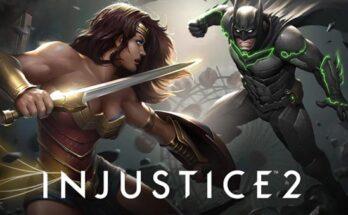 Injustice 2 Apk Mod Dinheiro Infinito