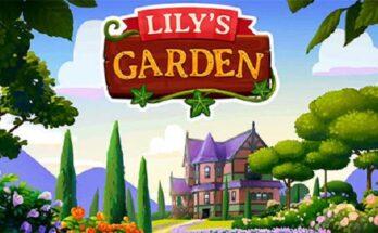 Lily's Garden Dinheiro Infinito-flamingapk