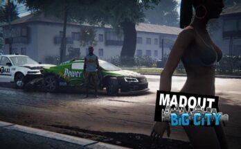 MadOut2 BigCityOnline Apk Mod
