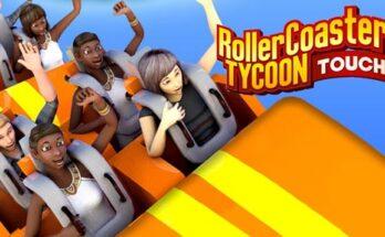 RollerCoaster Tycoon Touch Apk Mod Dinheiro Infinito-flamingapk