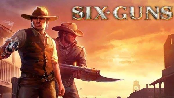 Six-Guns Dinheiro Infinito-flamingapk