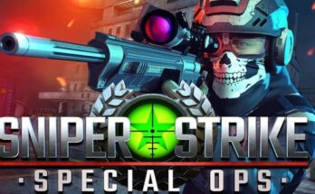 Sniper Strike FPS 3D Shooting Game apk mod
