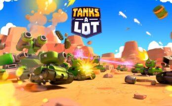 Tanks A Lot! Apk Mod Munição Infinita
