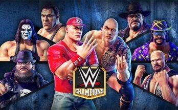 WWE Champions 2020 apk mod Dinheiro Infinito-flamingapk