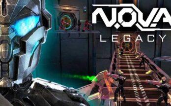 N.O.V.A. Legacy Dinheiro Infinito-flamingapk