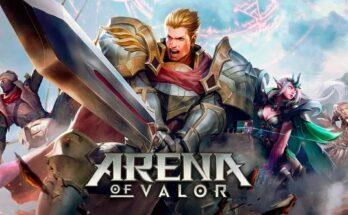 Arena of Valor5v5 Apk Mod Rada