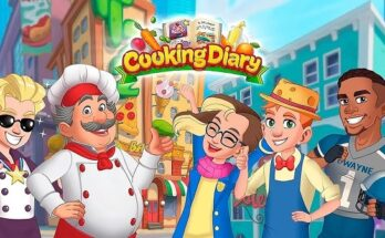 Cooking Diary Apk Mod Dinheiro Infinito
