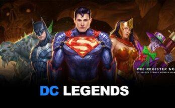 DC Legends Battle for Justice apk mod Dinheiro Infinito-flamingapk