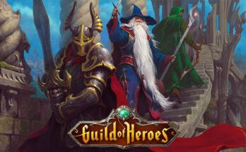 Guild of Heroes fantasy RPG apk mod dinheiro infinito-flamingapk