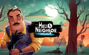 Hello Neighbor apk mod tudo desbloqueado