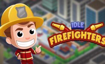 Idle Firefighter Tycoon apk mod dinheiro infinito-flamingapk