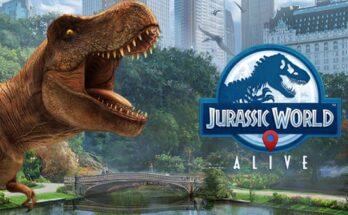 Jurassic World Alive Apk Mod Unlimited Money