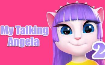 My Talking Angela 2 Apk Mod Dinheiro Infinito