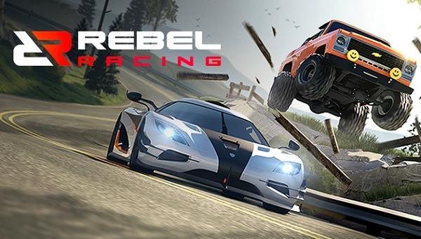 Rebel Racing apk mod dinheiro infinito-flamingapk