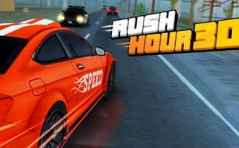 Rush Hour 3D apk mod dinheiro infinito