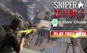 Sniper Zombies Offline Apk Mod Dinheiro Infinito