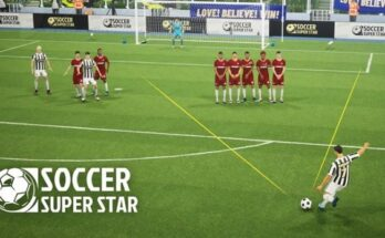 Soccer Super Star apk mod dinheiro infinito-flamingapk