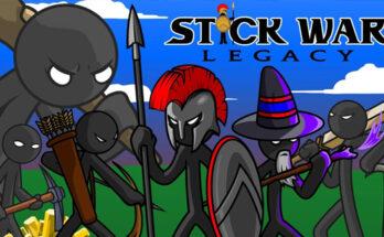 Stick War Legacy Apk Mod 999 Army Download-flamingapk