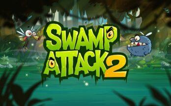 Swamp Attack 2 apk mod dinheiro infinito