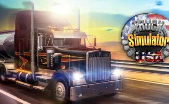 Truck Simulator USA Evolution apk mod dinheiro infinito-flamingapk