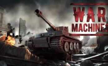 War Machines apk mod dinheiro infinito-flamingapk