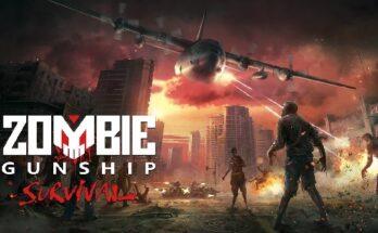 Zombie Gunship Survival apk mod dinheiro infinito-falmingapk