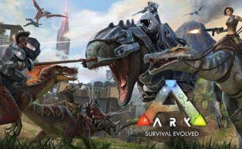 ARK Survival Evolved Apk Mod Dinheiro Infinito