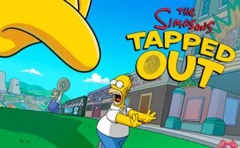 The Simpsons: Dig Out Apk Mod Dinheiro Infinito