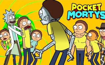 Pocket Mortys apk mod 2021