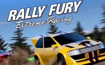 Rally Fury Extreme Racing apk mod dinheiro infinito 2021