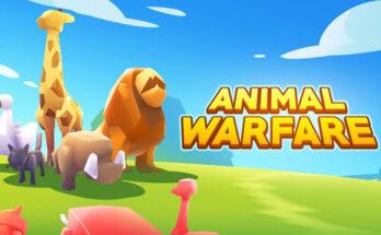 Animal Warfare apk mod dinheiro infinito 2021