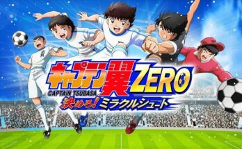 Captain Tsubasa ZERO Miracle Shot apk mod dinheiro infinito 2021