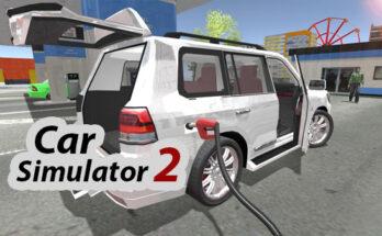 Car Simulator 2 apk mod download