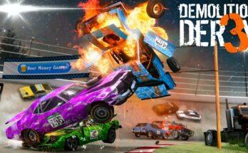 Demolition Derby 3 apk mod 2021