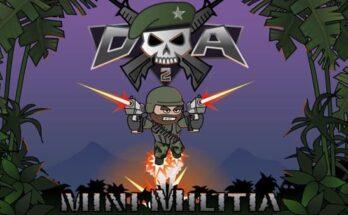 Doodle Army 2 Mini Militia apk mod
