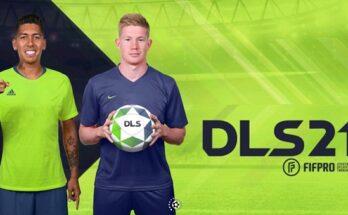 Dream League Soccer 2021 apk mod dinheiro infinito