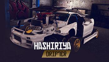 Hashiriya Drifter Mod Apk dinheiro infinito 2021