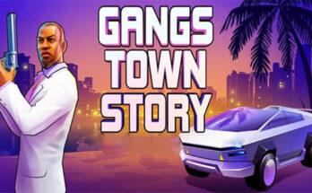 Gangs Town Story dinheiro infinito