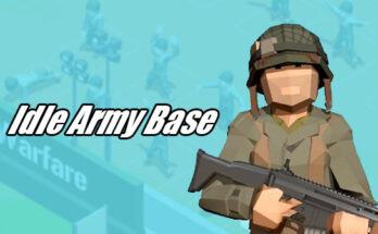 Idle Army Base apk mod dinheiro infinito download