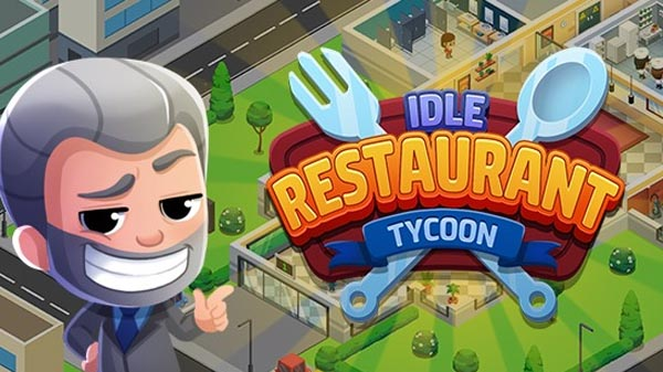 Idle Restaurant Tycoon apk mod dinheiro infinito