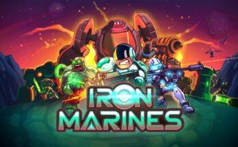 Baixar Iron Marines apk mod dinheiro infinito 2021