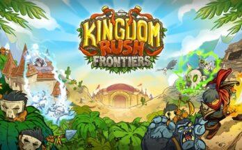 Baixar Kingdom Rush Frontiers apk mod heróis desbloqueados 2021