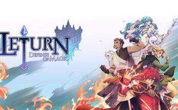 Leturn RPG Tower Defense of Magic dinheiro infinito